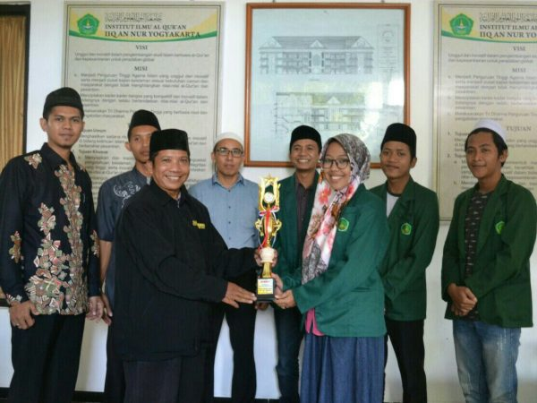 Juara I Musikalisasi Puisi Bahasa Indonesia