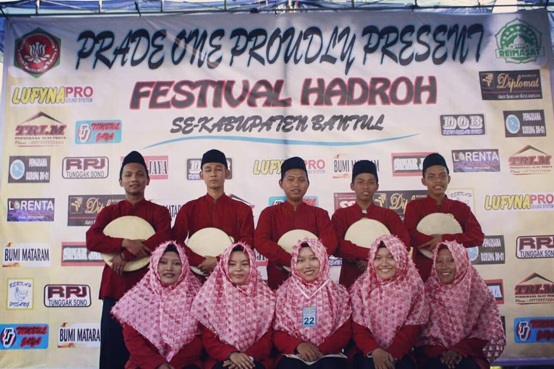 Raih Juara III Hadroh IIQ An Nur pada Festival Hadroh DIY