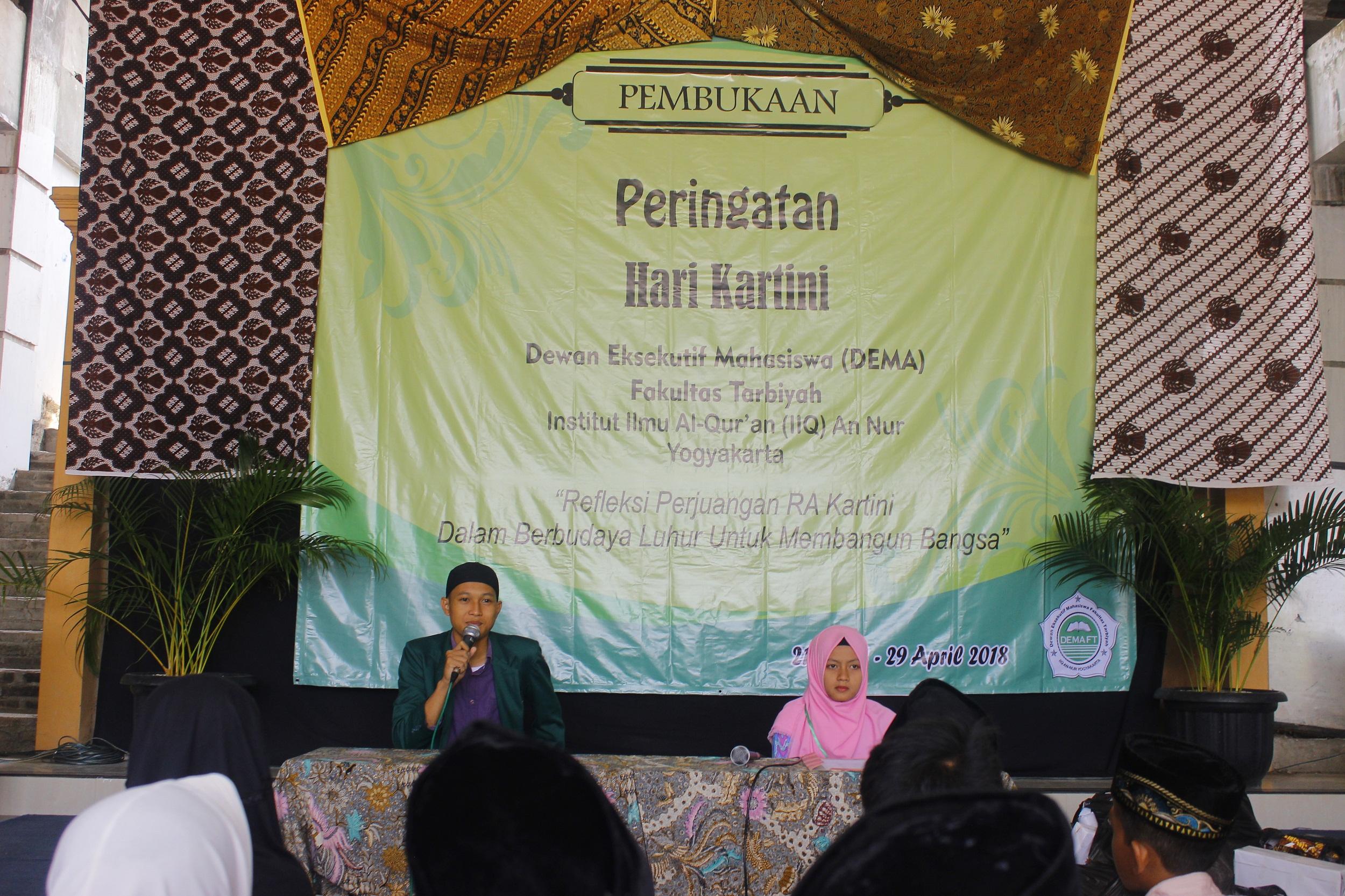 Meriah Pembukaan Peringatan Hari Kartini