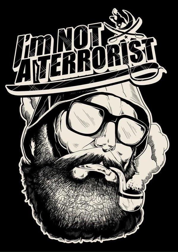 I'm Muslim But I'm Not Terrorist