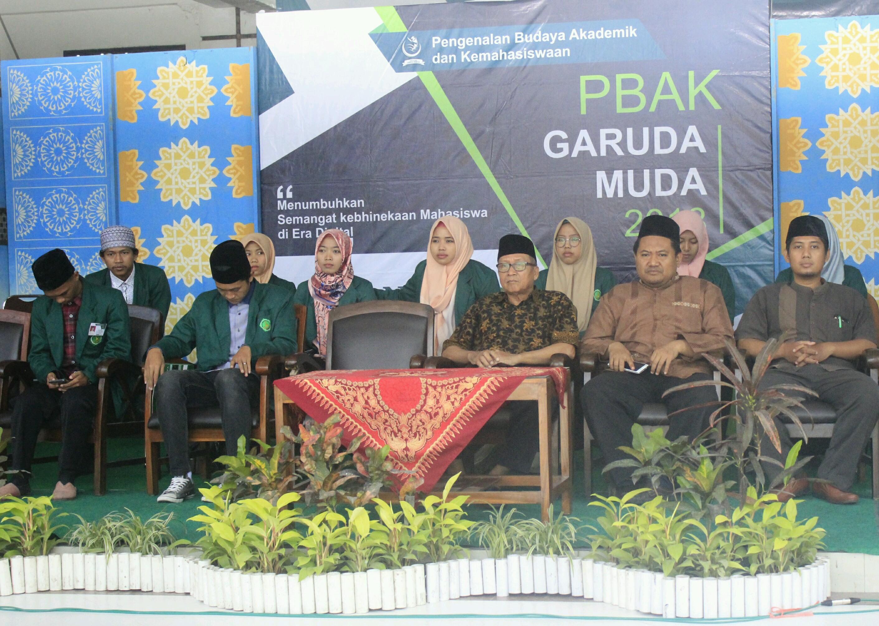 IIQ An Nur Yogyakarta Gelar PBAK Mahasiwa Baru