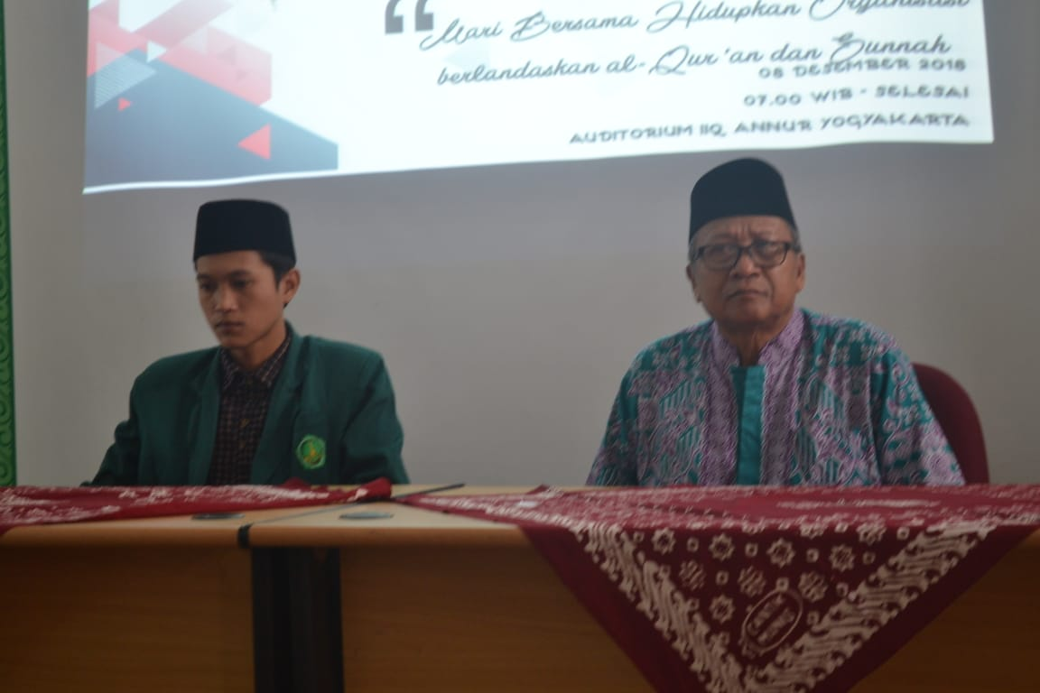 Korp Dakwah Mahasiswa IIQ An Nur Yogyakarta Gelar Musyawarah Besar ke-VIII