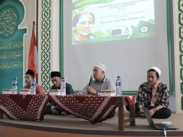 DEMA F Tarbiyah Gelar Pembukaan Kegiatan Peringatan Hari Kartini