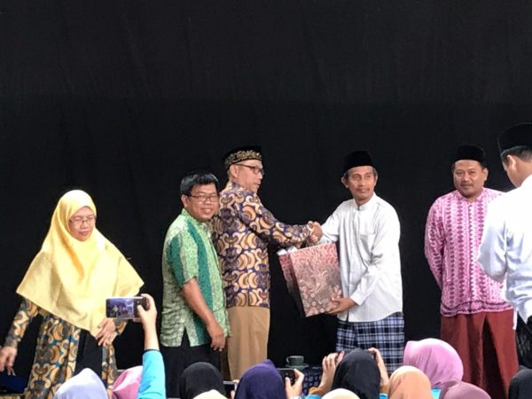 STITQ Ittifaqiyyah Mengadakan Studi Banding di IIQ An Nur Yogyakarta Tentang Tahfizul Quran