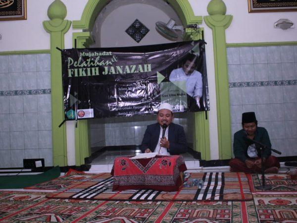 KKN IIQ An Nur Melaksanakan Mujahadat Dan Pelatihan Fikih Jenazah Di Dusun Grudo